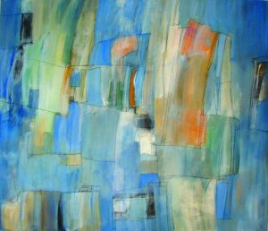 play of forms and colours 11, 1999